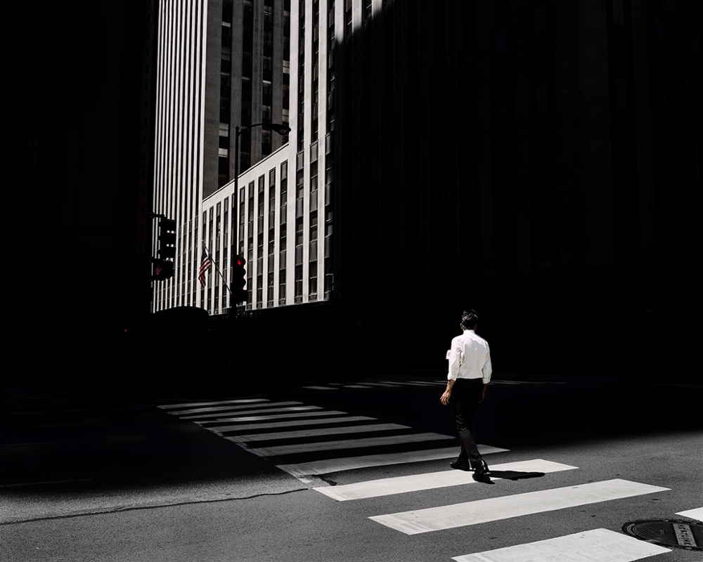 Perpetual Shadow, from the City Space series