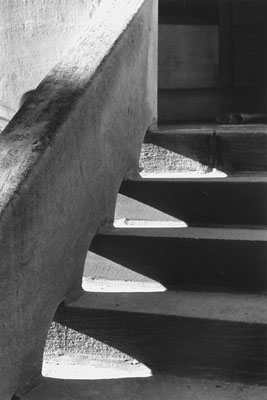 Sunlight on Stairs, Chicago, 1997