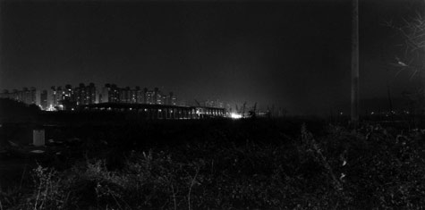 Panorama # 3, from the series Living Space of the Growing thing - Part II:Apartment, 1999