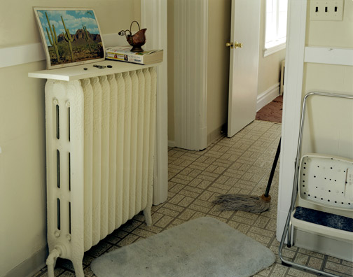 Desert Radiator, April 2005