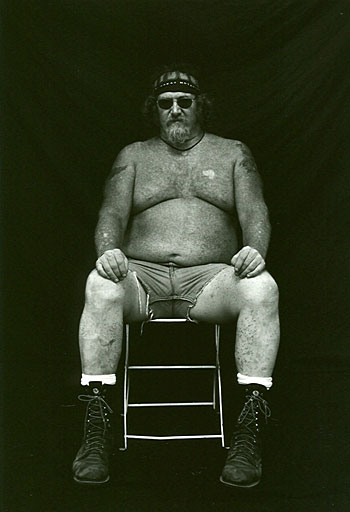 Barry (from the series Harley Nation), 2004