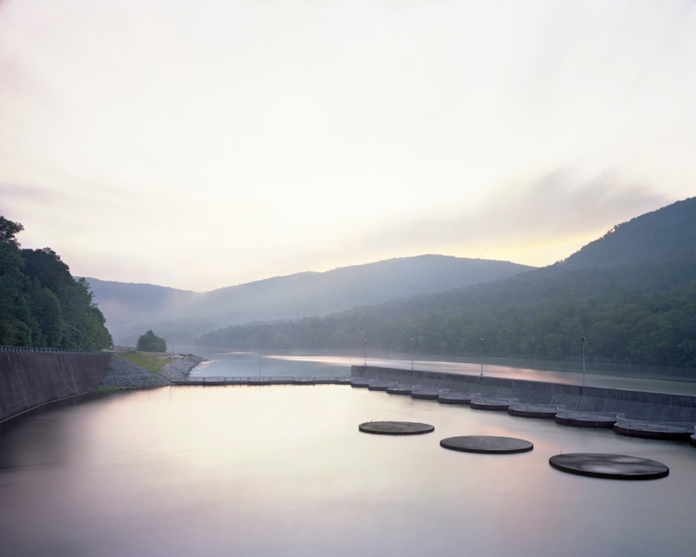 Raccoon Mountain Pumped Storage Plant Outflow, Tennessee River, 2010