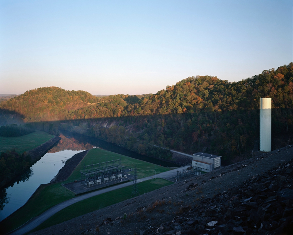 TVA South Hoston Dam, South Hoston River, 2012