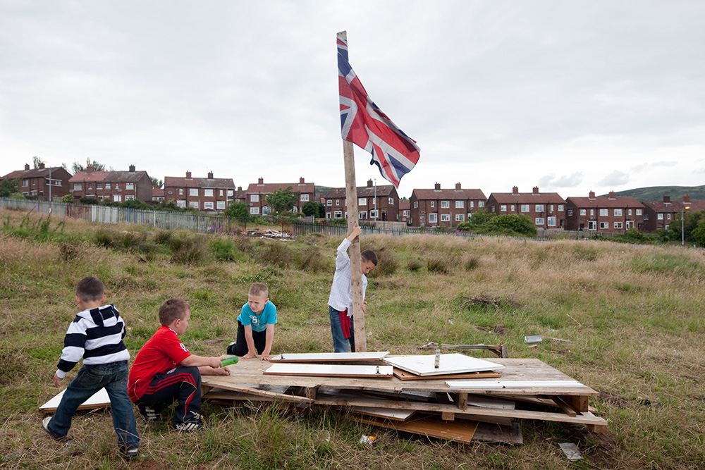 Raising the Union Jack, 2010-present