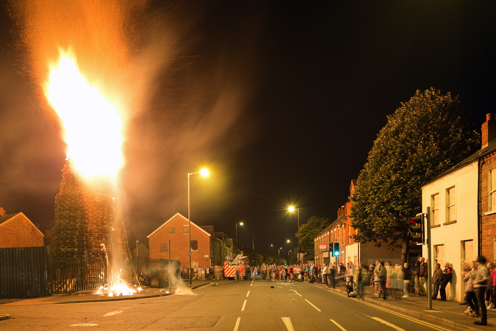 Watching the Bonfire Burn, 2010-present