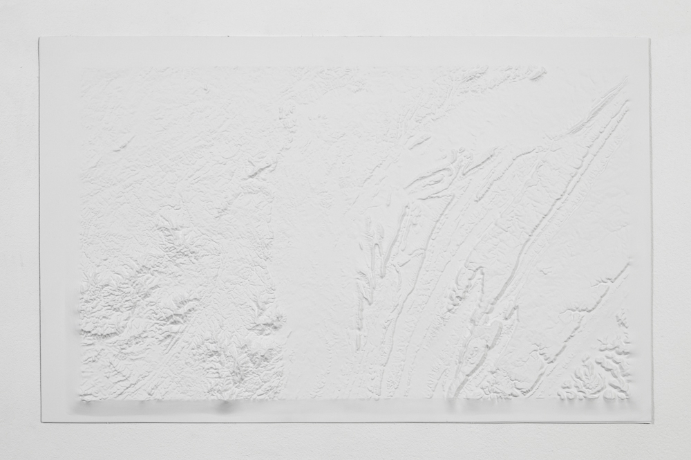 175 million, 2018, from the series Blank Topographies
