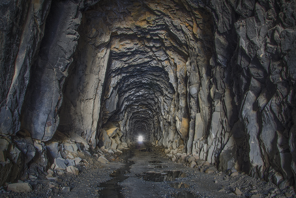 Tunnel Six, Donner Summit (3)