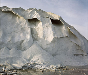 Salt Mountain #3, 2006