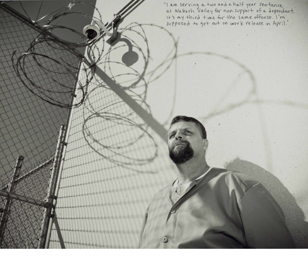 Timothy Babbs, Wabash Valley Correctional Facility, 2012