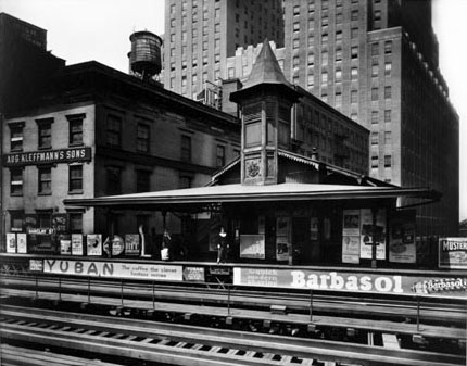Barclay Street Station, New York
