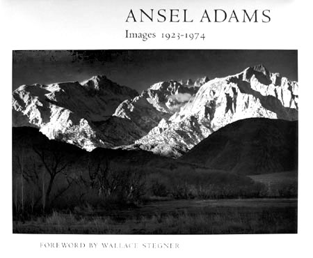 Ansel Adams: Images 1923-1974, Copy #204