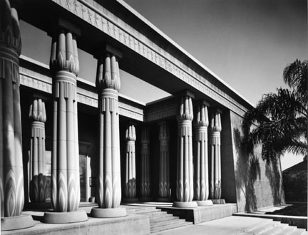 Rosicrucian Egyptian Museum, San Jose, California