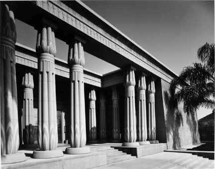 Rosicrucean Egyptian Museum, San Jose, California