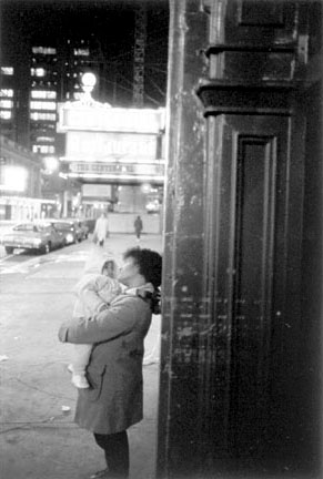 Mother and Child, Chicago, from the Changing Chicago Project