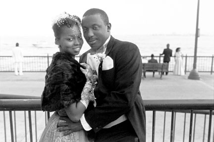 High School Prom, Navy Pier, Chicago, from the Changing Chicago Project