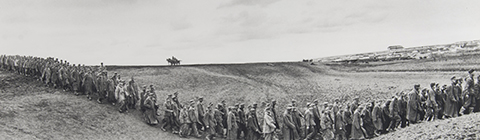 The March of the German POWs