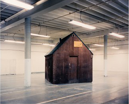Sacramento (Cabin in Warehouse)