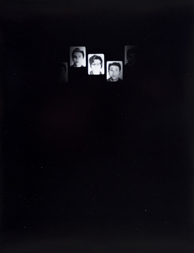 Murderers (Gang of the Calibre.22), from the School of the Art Institute of Chicago, 1995 Graduate and Faculty Portfolio