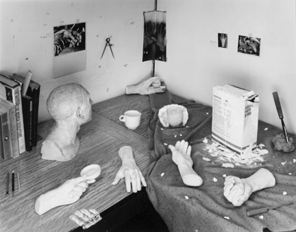 The Sculptor's Studio, Touching and Retouching