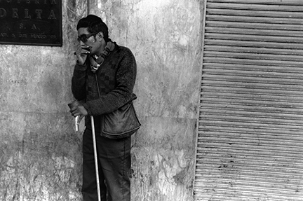 Blind Beggar, Mexico City