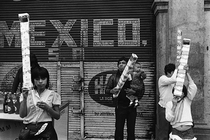 Independence Day, Mexico City, DF