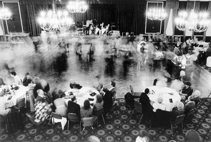 Dance Floor, Lexington House, Hickory Hills, Illinios (Prince Charming and Cinderella Ball), from Changing Chicago