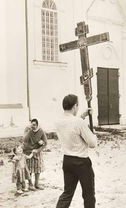 Untitled (man carry cross)