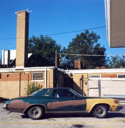 Multi-Colored Car, from the Changing Chicago Project