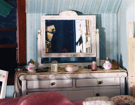 Blue Bedroom (dresser)