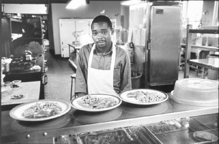 Archie - Arlington House Cook, from Changing Chicago