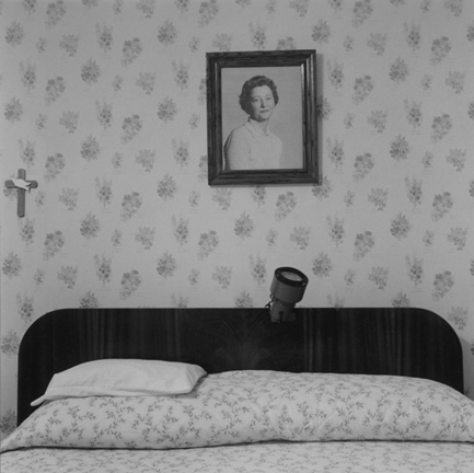 Bedroom, Helen Jackson Home, Leesburg, Virginia