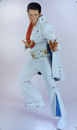 Johnny Elvis (John Thompson)