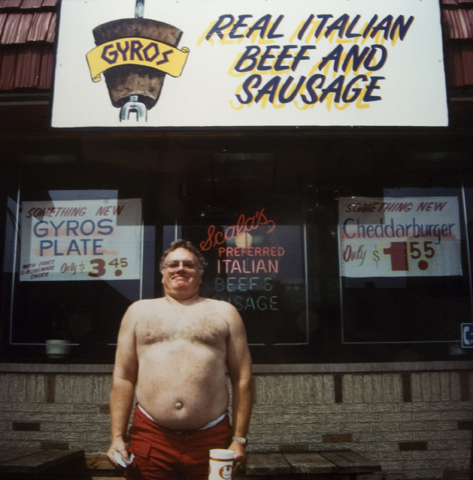 Real Italian Beef, Chicago, IL, from the