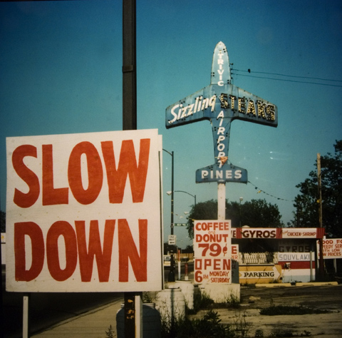 Slow Down, from the