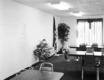 Holiday Inn Breakfast Room Deming, NM, from the