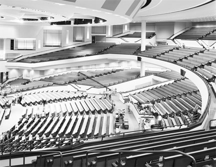 Prestonwood Baptist Church, Plano, TX, from the
