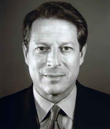 Al Gore, from the