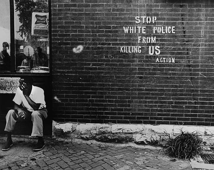 Stop White Police from Killing Us - St. Louis, MO