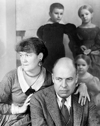 Edward Hopper and his Wife