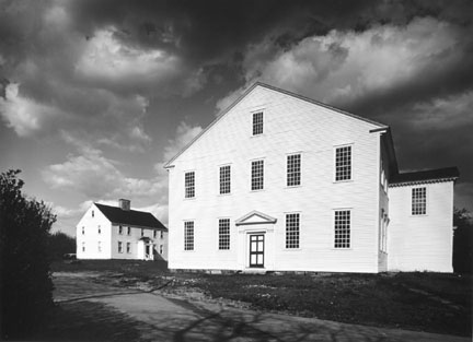 Rocky Hill Meeting House, Massachusetts