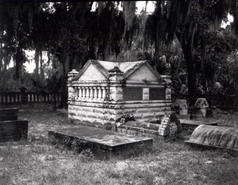 [Grave] or [The Whitaker Mausoleum, Florida]