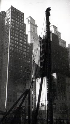 [New York City, Lincoln Building Construction, Forty-second Street and Park Avenue]