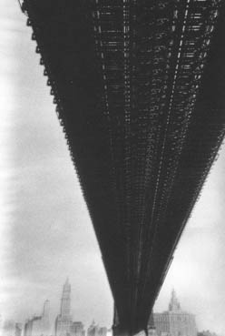 Untitled (Brooklyn Bridge, New York)