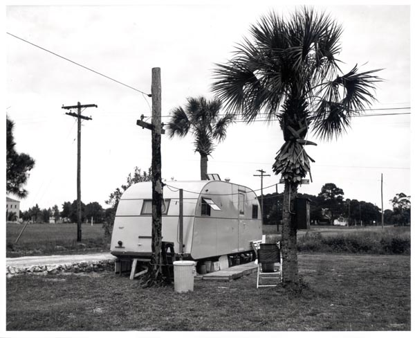 Trailer in Camp (Sarasota)