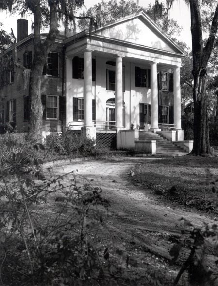 Ante-Bellum Plantation House at Tallahassee
