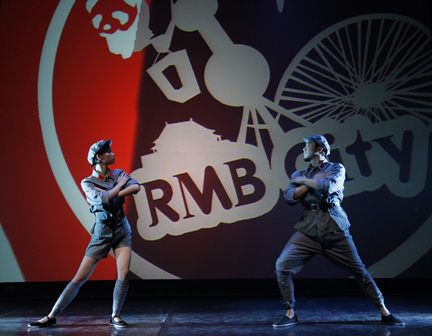 RMB City Opera: The Revolution