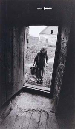 Untitled (peasant woman in doorway)