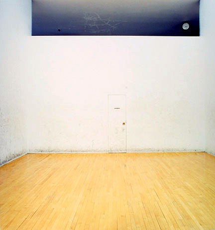 Racquet Ball Court