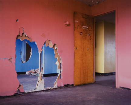 #601, Pink Room, Public Housing, Chicago, IL