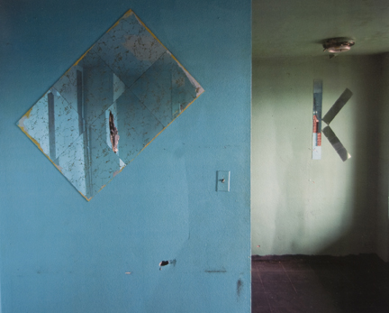 #401, Green Room, Public Housing, Chicago, IL